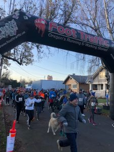 Portland Turkey Trot